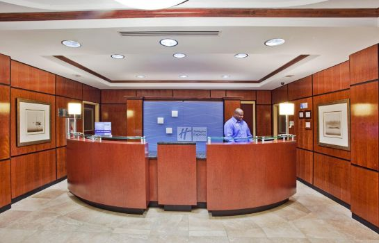 Hotelhalle Holiday Inn Express & Suites MACON-WEST