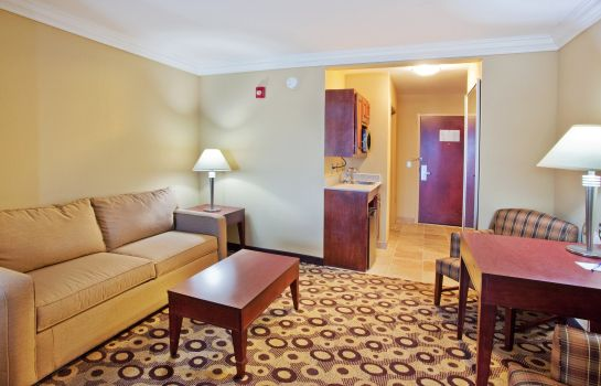 Zimmer Holiday Inn Express & Suites MACON-WEST