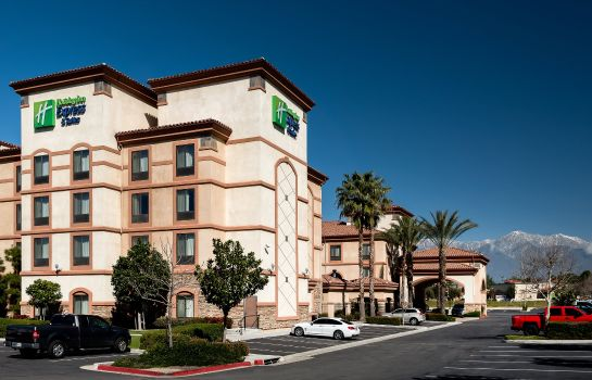 Widok zewnętrzny Holiday Inn Express & Suites ONTARIO AIRPORT