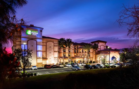 Außenansicht Holiday Inn Express & Suites ONTARIO AIRPORT