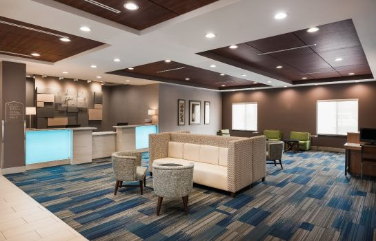 Hol hotelowy Holiday Inn Express & Suites ONTARIO AIRPORT
