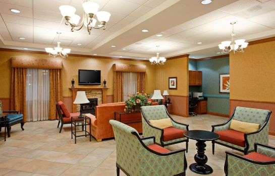 Hotelhalle Holiday Inn Express & Suites ONTARIO AIRPORT