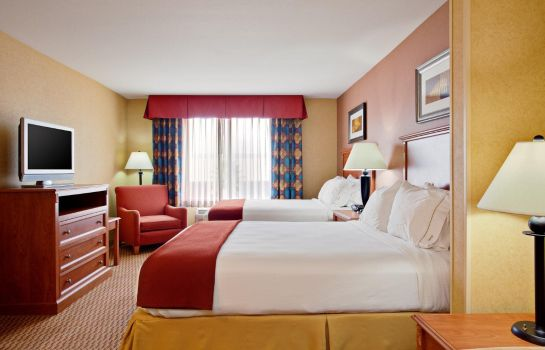 Suite Holiday Inn Express & Suites ONTARIO AIRPORT