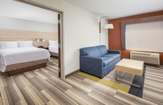 Zimmer Holiday Inn Express & Suites ONTARIO AIRPORT