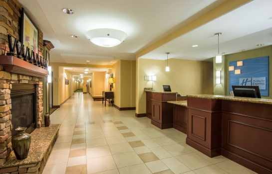 Hotelhalle Holiday Inn Express & Suites PHOENIX-GLENDALE
