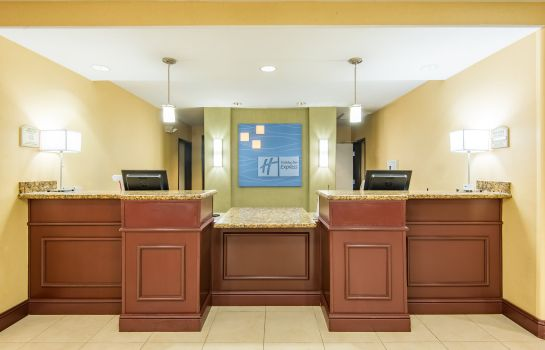 Hotelhalle Holiday Inn Express & Suites PHOENIX - GLENDALE SPORTS DIST