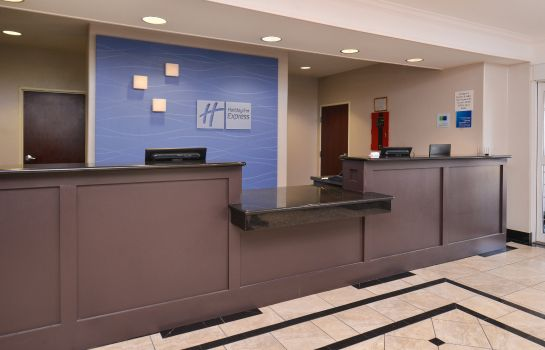 Hotelhalle Holiday Inn Express & Suites SAN ANTONIO SOUTH