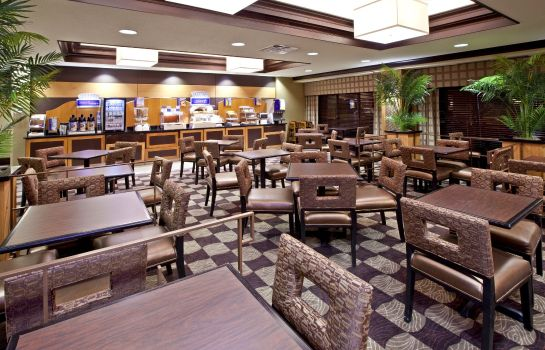Restaurant Holiday Inn Express & Suites SEYMOUR