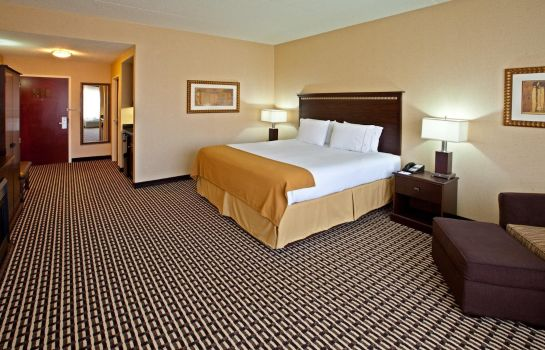 Zimmer Holiday Inn Express & Suites SEYMOUR