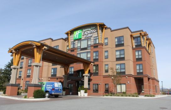 Exterior view Holiday Inn Express & Suites RIVERPORT RICHMOND