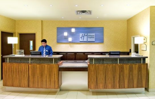 Hall Holiday Inn Express & Suites RIVERPORT RICHMOND
