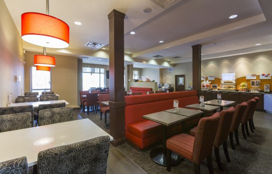 Ristorante Holiday Inn Express & Suites RIVERPORT RICHMOND