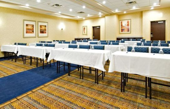 Conference room Holiday Inn Express & Suites RIVERPORT RICHMOND