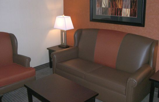 info Holiday Inn Express & Suites AIRPORT-CALGARY