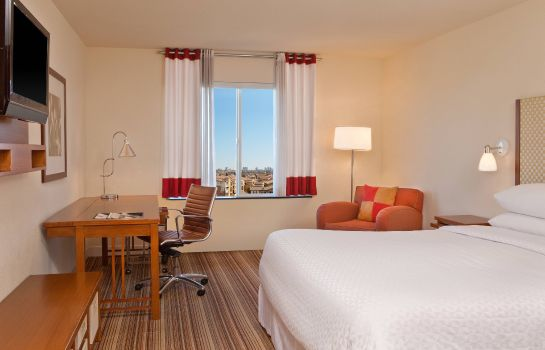 Zimmer Four Points by Sheraton Sacramento International Airport