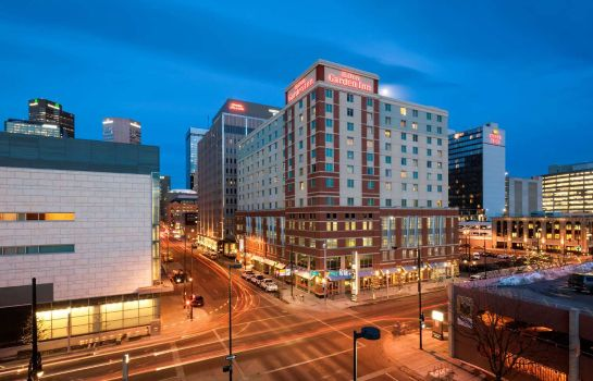 Vista exterior Hilton Garden Inn Denver Downtown