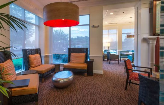 Hotelhalle Hilton Garden Inn Macon - Mercer University