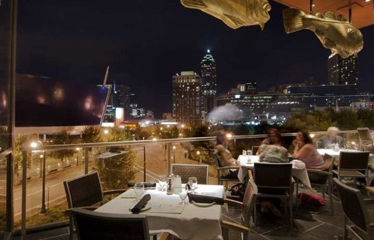 Restaurant Hilton Garden Inn Atlanta Downtown