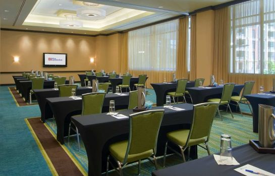 Conference room Hilton Garden Inn Atlanta Downtown