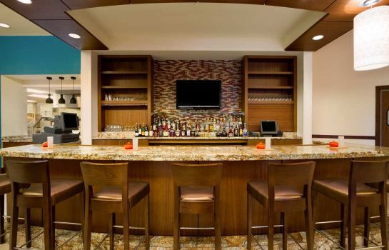 Hotel bar Hilton Garden Inn Baltimore Inner Harbor