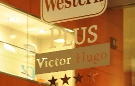 Empfang Best Western Plus Grand Hotel Victor Hugo