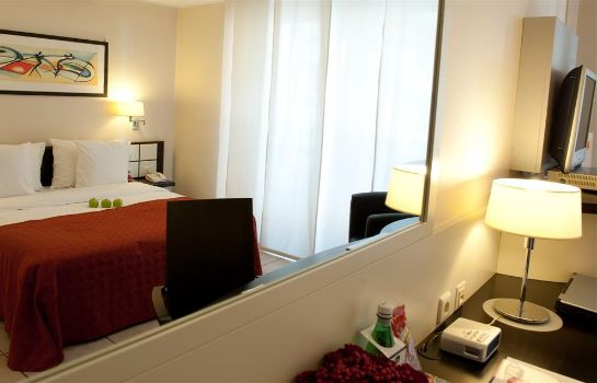 Zimmer Best Western Plus Grand Hotel Victor Hugo
