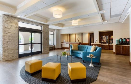 Lobby Homewood Suites by Hilton San Diego Airport-Liberty Station