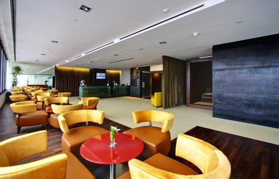 Hotel bar Hilton Mexico City Reforma