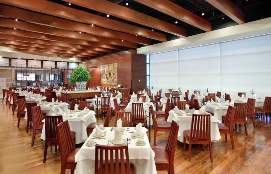 Restaurant Hilton Mexico City Reforma