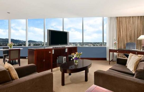 Suite Hilton Mexico City Reforma