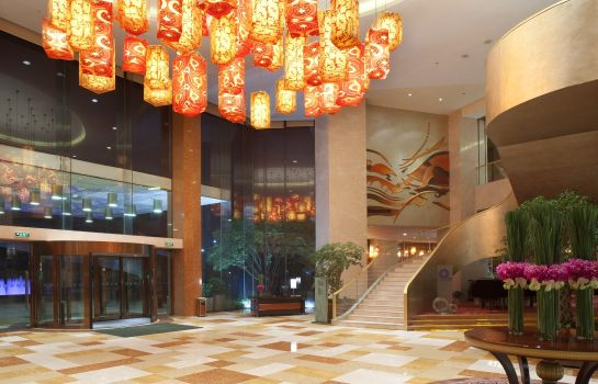 Hall de l'hôtel Holiday Inn HANGZHOU XIAOSHAN