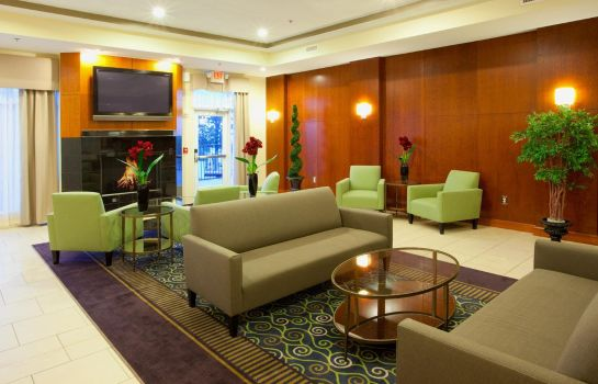 Hotelhalle Holiday Inn MANASSAS - BATTLEFIELD
