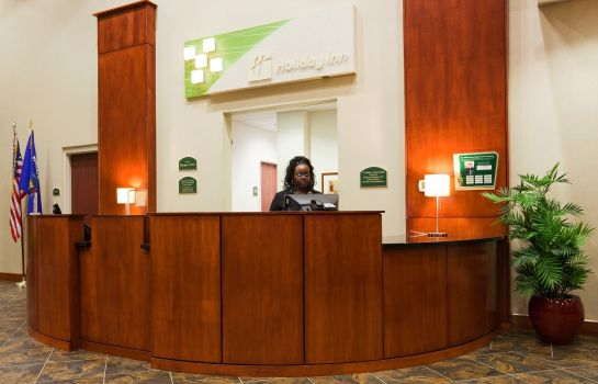 Hotelhalle Holiday Inn MADISON AT THE AMERICAN CENTER