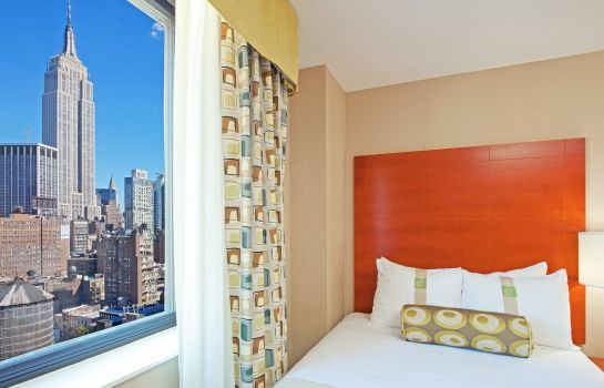Zimmer Holiday Inn MANHATTAN 6TH AVE - CHELSEA