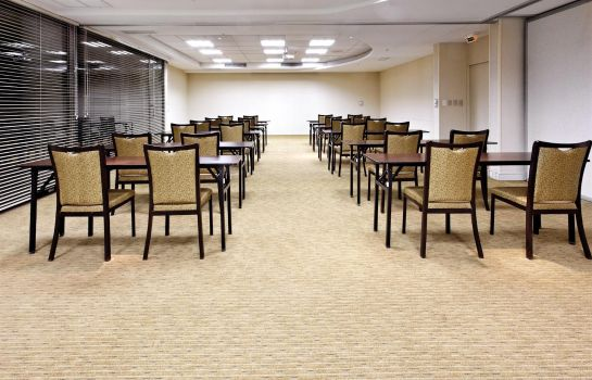 Conference room Holiday Inn SANTIAGO - AIRPORT TERMINAL