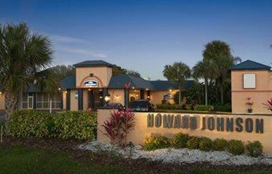 Buitenaanzicht HOWARD JOHNSON LAKELAND