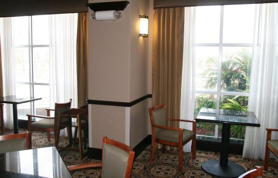 Hotel-Bar Hampton Inn - Suites Galveston