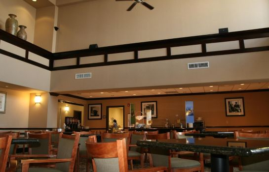 Hotelhalle Hampton Inn - Suites Galveston