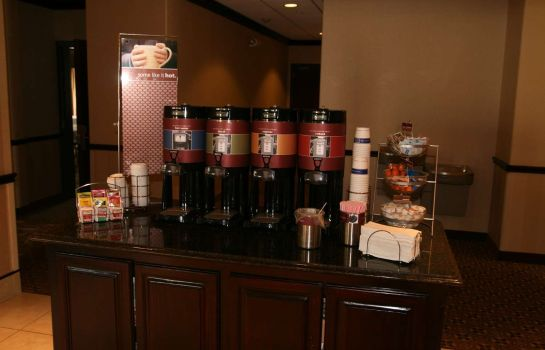 Restaurant Hampton Inn - Suites Galveston