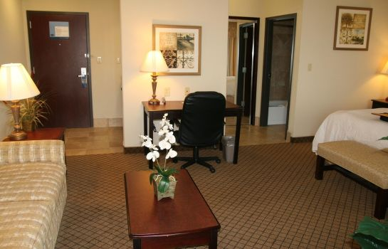 Suite Hampton Inn & Suites Galveston