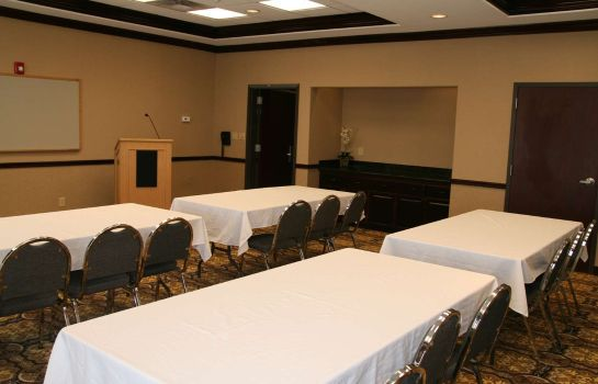 Sala konferencyjna Hampton Inn & Suites Galveston