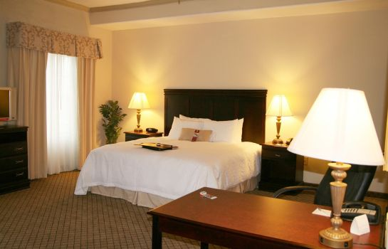 Zimmer Hampton Inn - Suites Galveston