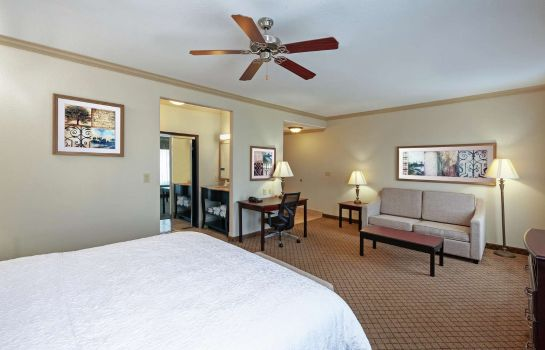 Chambre Hampton Inn & Suites Galveston