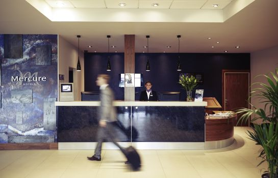 Empfang Mercure Sheffield Parkway