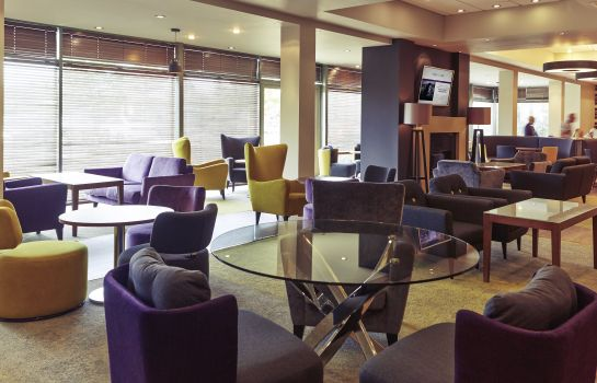 Interior view Mercure Sheffield Parkway
