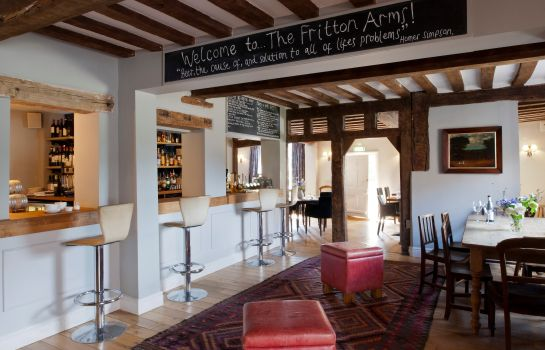 Hotelbar Fritton Arms