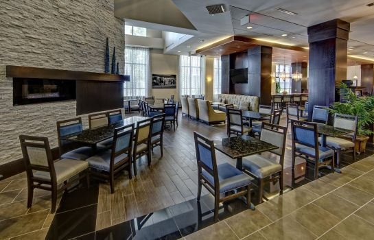 Hotelhalle Hampton Inn - Suites Nashville-Downtown