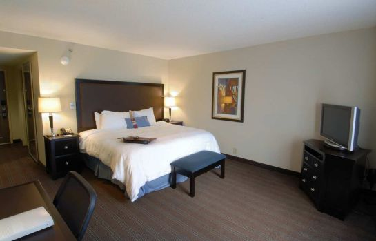Zimmer Hampton Inn - Suites Nashville-Downtown