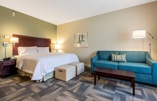 Außenansicht Hampton Inn - Suites Orlando-South Lake Buena Vista