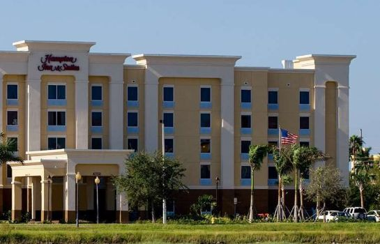 Vista esterna Hampton Inn - Suites Fort Myers-Colonial Blvd